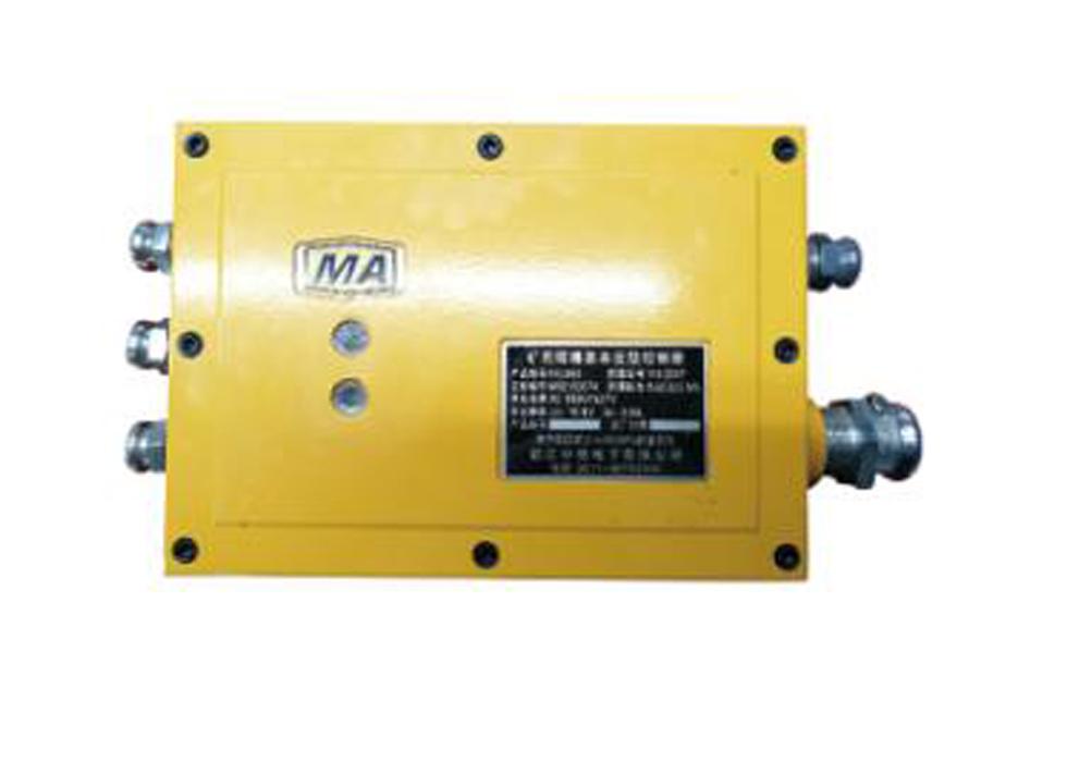 kxj660型矿用隔爆兼本安型控制器